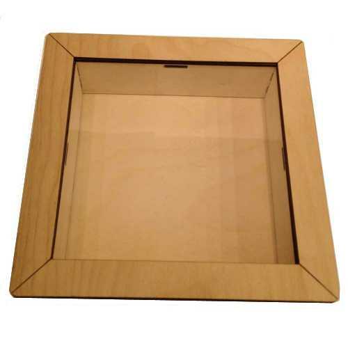 cb13be54de0 Shadow Box Frame Kit - Square